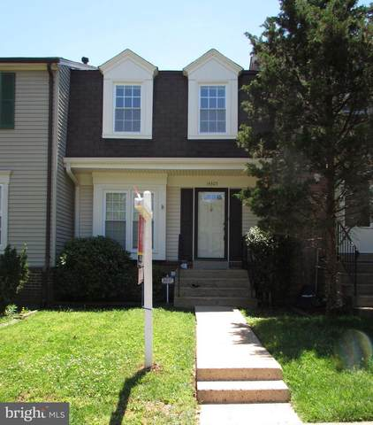 14305 Watery Mountain Court, CENTREVILLE, VA 20120 (#VAFX1132306) :: RE/MAX Advantage Realty