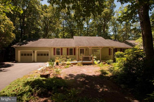 302 Gold Valley Road, LOCUST GROVE, VA 22508 (#VAOR136806) :: AJ Team Realty