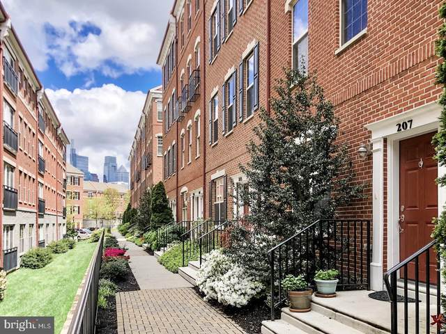 207 Commodore Court, PHILADELPHIA, PA 19146 (#PAPH900656) :: ExecuHome Realty