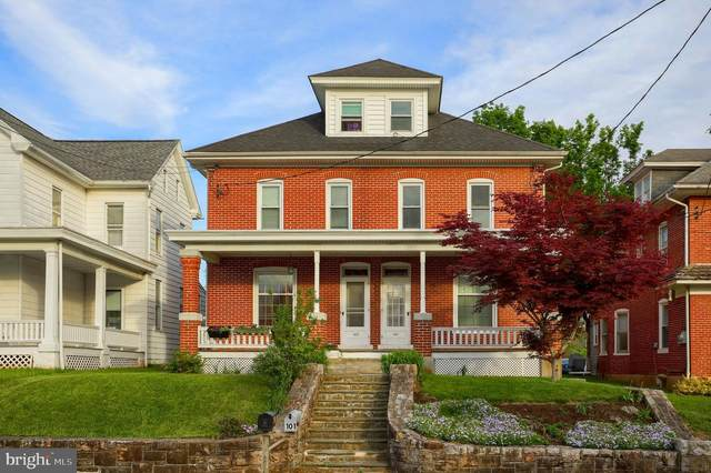 101-103 N Reamstown Road, STEVENS, PA 17578 (#PALA164012) :: Tessier Real Estate