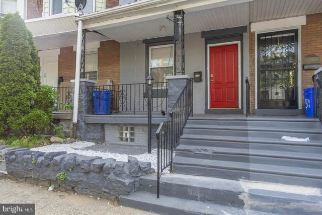 50 N 61ST Street, PHILADELPHIA, PA 19139 (MLS #PAPH900708) :: The Premier Group NJ @ Re/Max Central