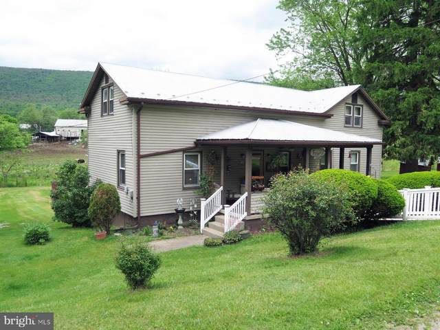 15688 Backbone Road, ENTRIKEN, PA 16638 (#PAHU101528) :: The Heather Neidlinger Team With Berkshire Hathaway HomeServices Homesale Realty
