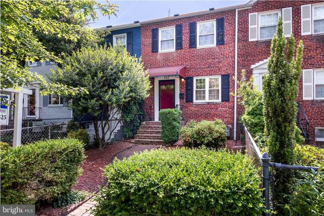 711 S Fayette Street, ALEXANDRIA, VA 22314 (#VAAX246876) :: The Putnam Group
