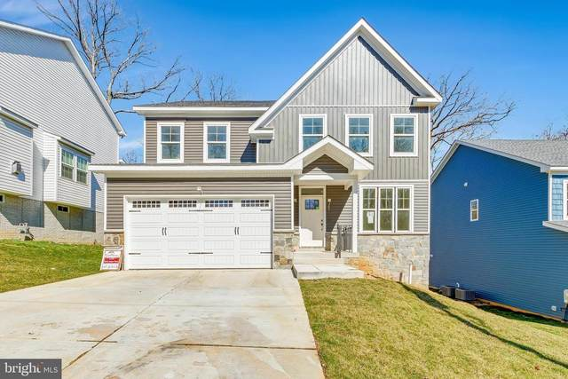 6402 South Homestake Drive, BOWIE, MD 20720 (#MDPG570204) :: The Riffle Group of Keller Williams Select Realtors