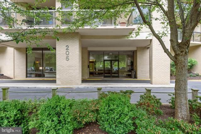 205 Yoakum Parkway #1124, ALEXANDRIA, VA 22304 (#VAAX246878) :: The Piano Home Group