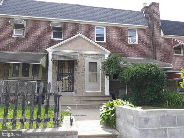 279 Glendale Road, UPPER DARBY, PA 19082 (#PADE519862) :: Jason Freeby Group at Keller Williams Real Estate