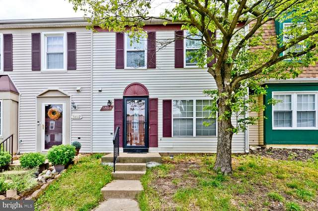 5814 Folgate Court, CAPITOL HEIGHTS, MD 20743 (#MDPG570214) :: AJ Team Realty