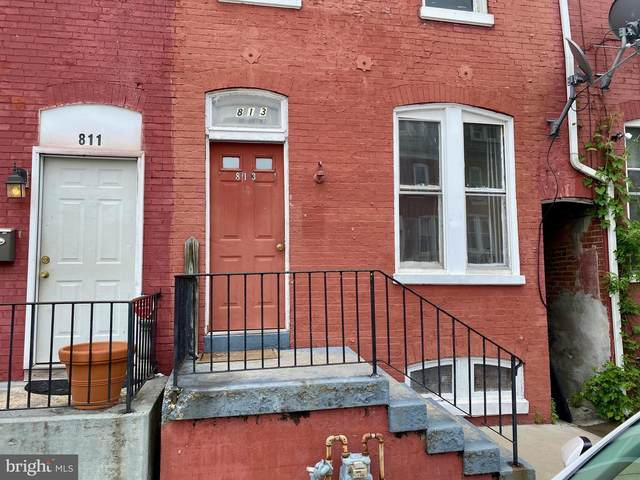 813 S Beaver Street, YORK, PA 17401 (#PAYK138710) :: The Heather Neidlinger Team With Berkshire Hathaway HomeServices Homesale Realty