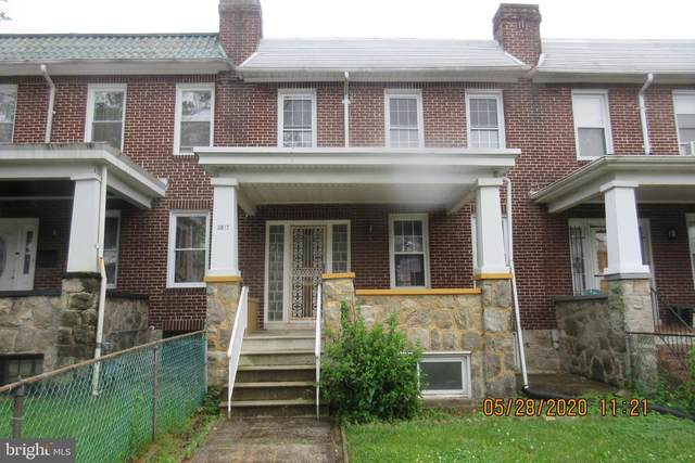 3817 Norfolk Avenue, BALTIMORE, MD 21216 (#MDBA512266) :: The MD Home Team