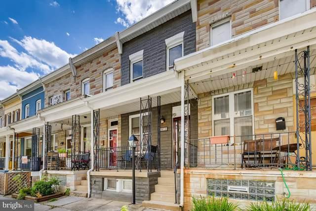 3816 Elm Avenue, BALTIMORE, MD 21211 (#MDBA512268) :: The Licata Group/Keller Williams Realty