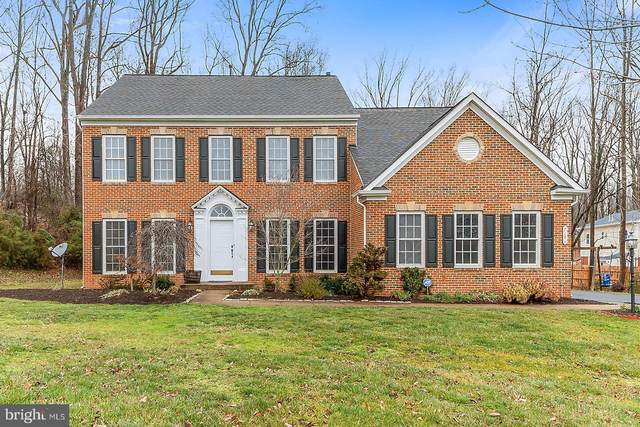 7101 New Kensington Court, WARRENTON, VA 20187 (#VAFQ165770) :: LoCoMusings