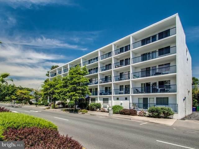 409 Rehoboth Avenue #18, REHOBOTH BEACH, DE 19971 (#DESU162058) :: The Steve Crifasi Real Estate Group