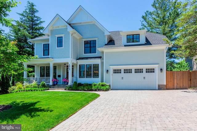 1812 Mount Pleasant Drive, MCLEAN, VA 22101 (#VAFX1132380) :: Tom & Cindy and Associates