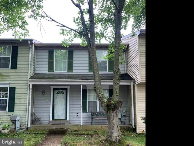 16329 Pennsbury Way, BOWIE, MD 20716 (#MDPG570234) :: The Miller Team
