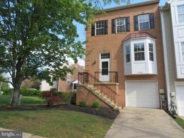 6309 Gwinnett Lane, BOWIE, MD 20720 (#MDPG570236) :: Corner House Realty