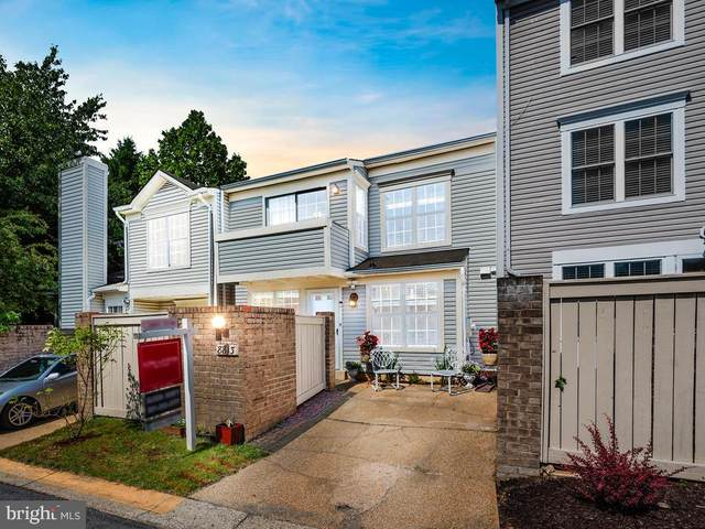 8813 Rosemark Court, MONTGOMERY VILLAGE, MD 20886 (#MDMC710028) :: The Licata Group/Keller Williams Realty