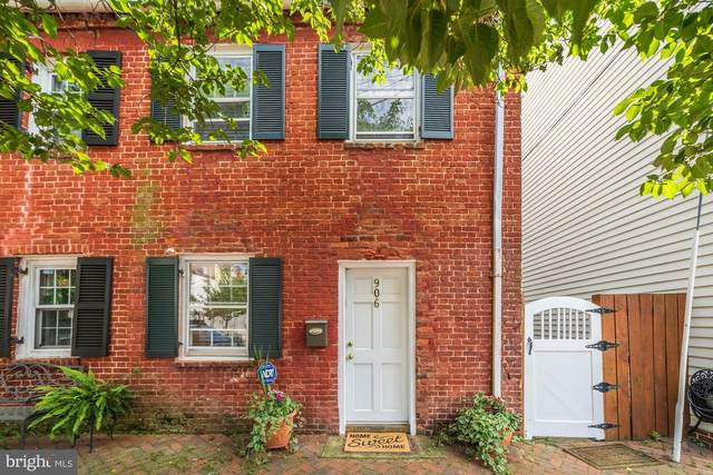 906 Queen Street, ALEXANDRIA, VA 22314 (#VAAX246892) :: Great Falls Great Homes