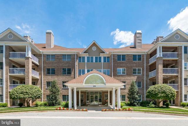 210 Belmont Forest Court #204, LUTHERVILLE TIMONIUM, MD 21093 (#MDBC495798) :: The Dailey Group
