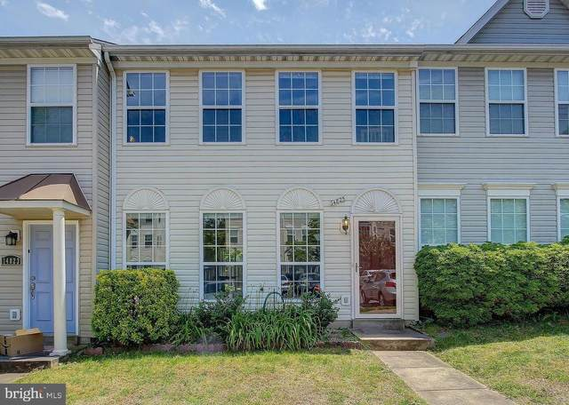 14825 Bolton Road, CENTREVILLE, VA 20121 (#VAFX1132430) :: The Piano Home Group