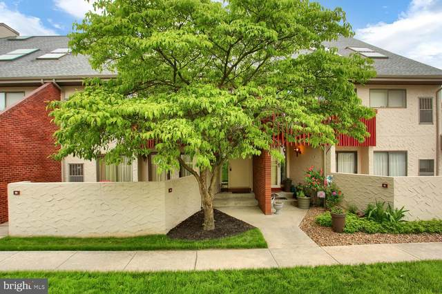 595 Geneva Drive #14, MECHANICSBURG, PA 17055 (#PACB124106) :: The Heather Neidlinger Team With Berkshire Hathaway HomeServices Homesale Realty