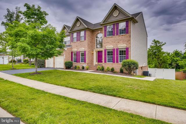 4869 Royal Coachman Drive, ELKRIDGE, MD 21075 (#MDHW280322) :: ExecuHome Realty