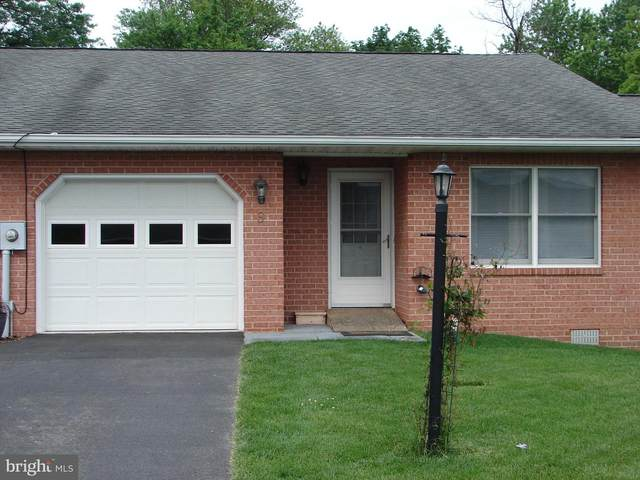 9 Orndorff Drive, SMITHSBURG, MD 21783 (#MDWA172664) :: The MD Home Team