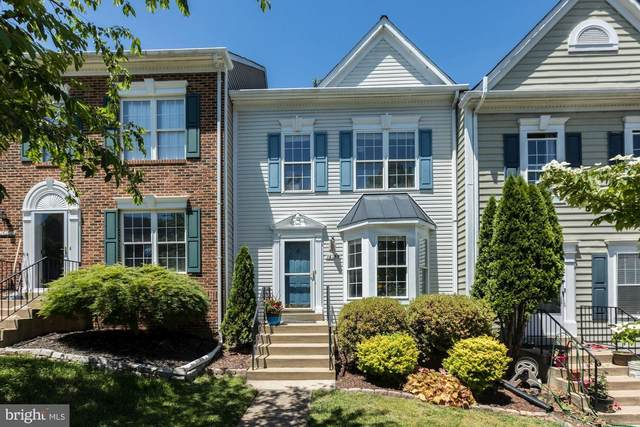 14158 Compton Valley Way, CENTREVILLE, VA 20121 (#VAFX1132460) :: The Piano Home Group