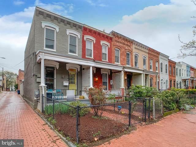427 12TH Street SE, WASHINGTON, DC 20003 (#DCDC471392) :: City Smart Living