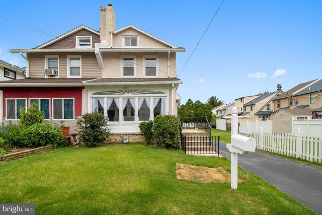 95 Drexel Avenue, LANSDOWNE, PA 19050 (#PADE519900) :: Century 21 Dale Realty Co