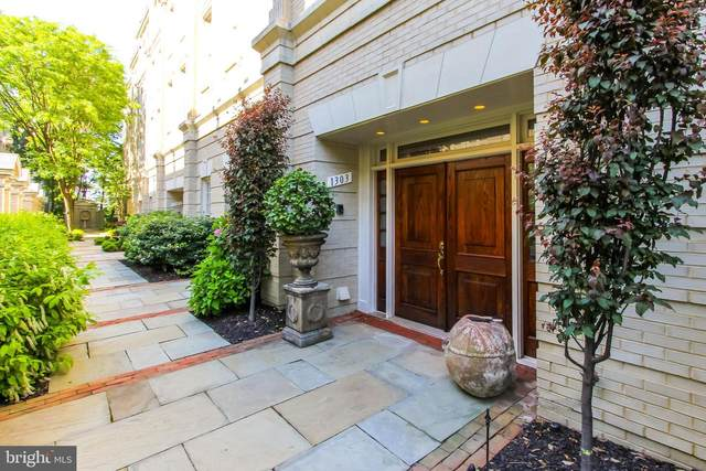 1303 14TH Street N, ARLINGTON, VA 22209 (#VAAR163754) :: Great Falls Great Homes