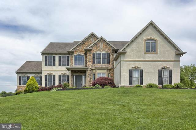 433 Lori Ann Court, LEBANON, PA 17042 (#PALN113970) :: The Heather Neidlinger Team With Berkshire Hathaway HomeServices Homesale Realty