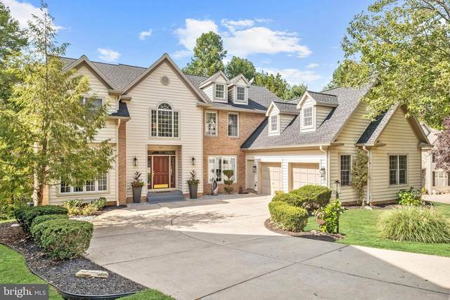 6621 Forest Shade Trail, CLARKSVILLE, MD 21029 (#MDHW280340) :: Certificate Homes