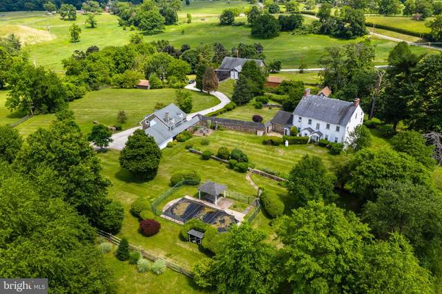 864 Grubbs Mill Road, NEWTOWN SQUARE, PA 19073 (#PACT507738) :: The Lux Living Group |  Berkshire Hathaway HomeServices
