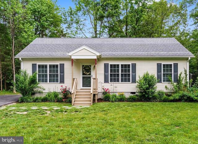316 Musket Drive, RUTHER GLEN, VA 22546 (#VACV122294) :: Ultimate Selling Team