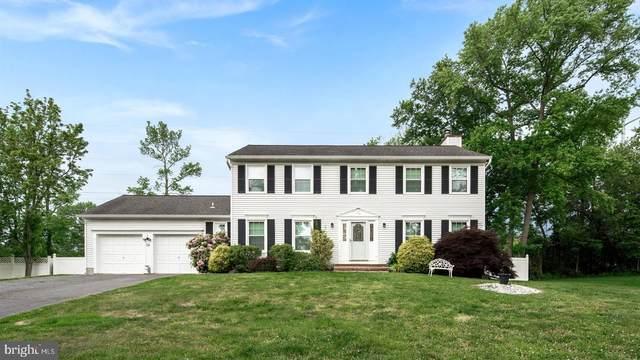 28 Village Dr W, HAMILTON, NJ 08620 (#NJME296352) :: LoCoMusings