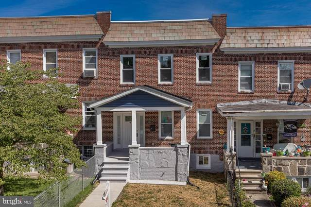 2438 Keyworth Avenue, BALTIMORE, MD 21215 (#MDBA512360) :: AJ Team Realty