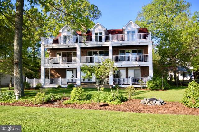 820 Bay Front Avenue, NORTH BEACH, MD 20714 (#MDAA436018) :: The Maryland Group of Long & Foster Real Estate