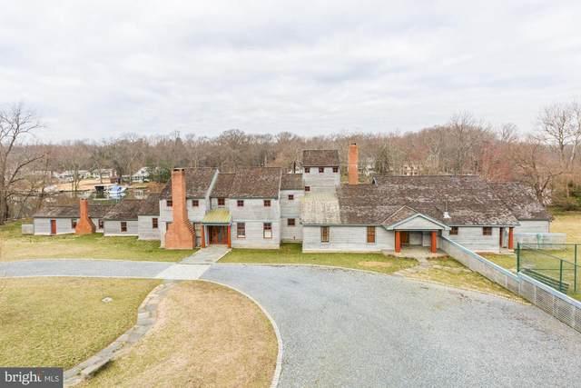 1634 Holly Beach Farm Road, ANNAPOLIS, MD 21409 (#MDAA436020) :: John Smith Real Estate Group