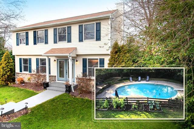 1102 Crestview Drive, ANNAPOLIS, MD 21409 (#MDAA436028) :: ExecuHome Realty