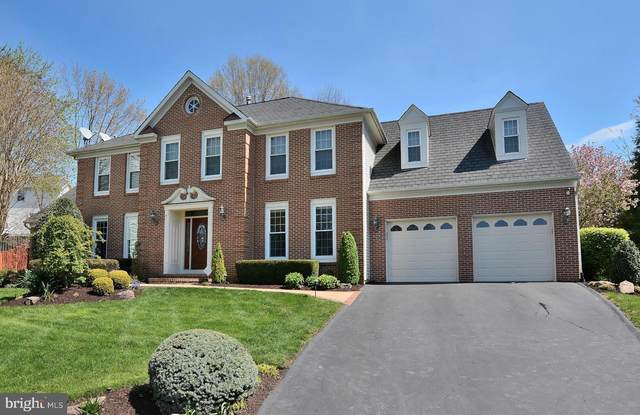 13701 Stonedale Court, CLIFTON, VA 20124 (#VAFX1132588) :: AJ Team Realty