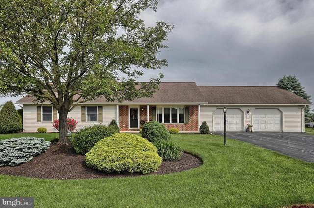 640 Progress Avenue, LEBANON, PA 17042 (#PALN113976) :: The Heather Neidlinger Team With Berkshire Hathaway HomeServices Homesale Realty