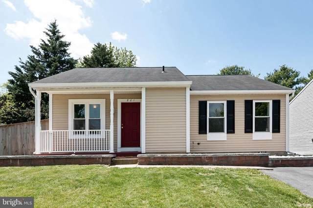 801 London Court, FREDERICK, MD 21701 (#MDFR265186) :: AJ Team Realty