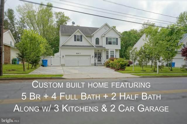 898 Marlowe Road, CHERRY HILL, NJ 08003 (#NJCD394936) :: Blackwell Real Estate