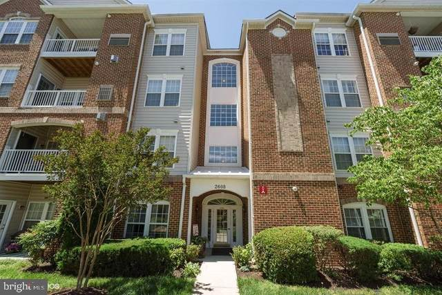 2608 Hoods Mill Court 3-103, ODENTON, MD 21113 (#MDAA436036) :: The Maryland Group of Long & Foster Real Estate