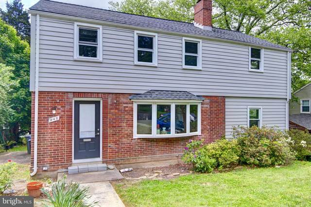948 N Lebanon Street, ARLINGTON, VA 22205 (#VAAR163802) :: Great Falls Great Homes
