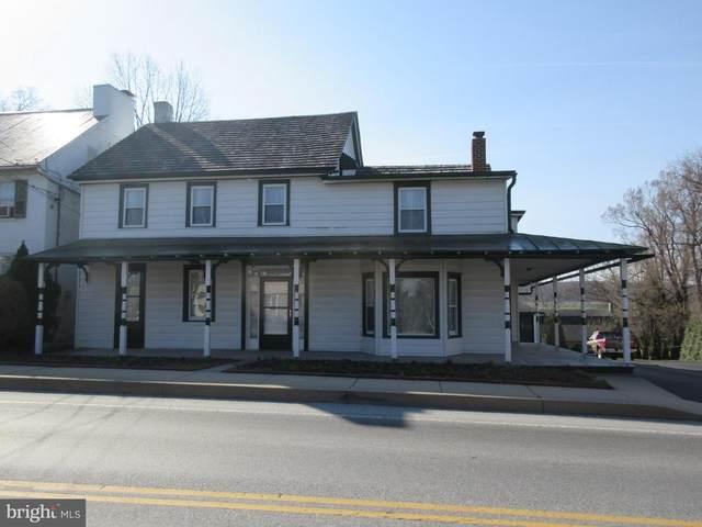 2136 Main Street, NARVON, PA 17555 (#PALA164106) :: Colgan Real Estate