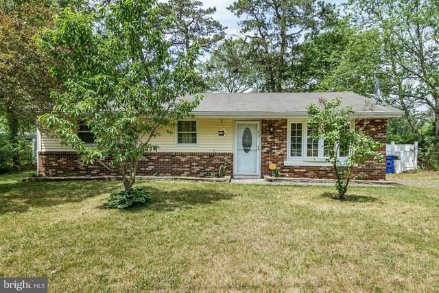 11 Wenatchi Trail, BROWNS MILLS, NJ 08015 (#NJBL373832) :: Keller Williams Real Estate