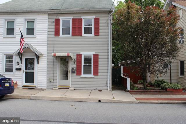 213 W Donegal Street, MOUNT JOY, PA 17552 (#PALA164114) :: The Joy Daniels Real Estate Group