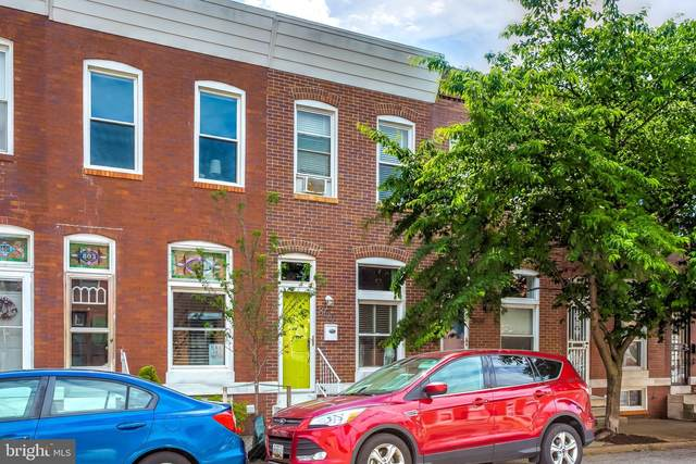 805 S Dean Street, BALTIMORE, MD 21224 (#MDBA512404) :: RE/MAX Advantage Realty