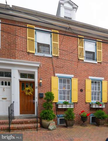 21 W Third Street, NEW CASTLE, DE 19720 (#DENC502572) :: The Team Sordelet Realty Group
